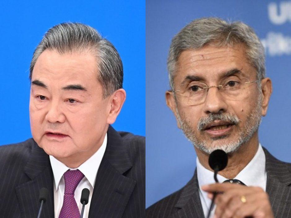 王毅向印度致慰问电 重申中方坚定支持抗疫
