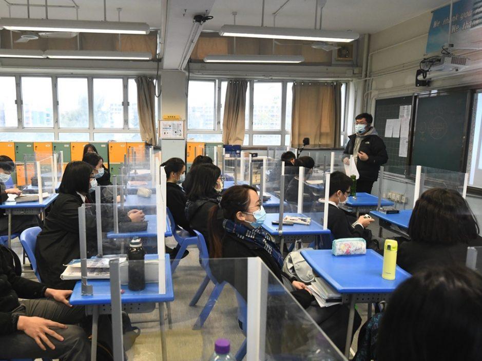 教育局:计划每3年一次为注册教师进行刑事纪录查核