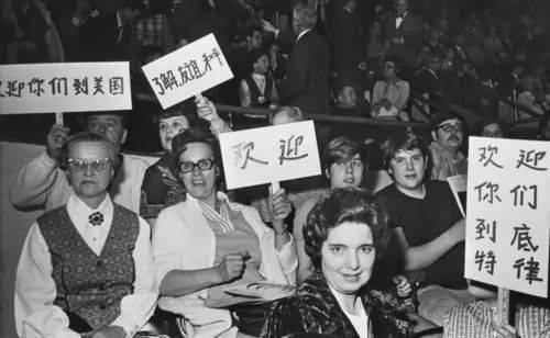 50年前的今天,中美髮生了什麼事?