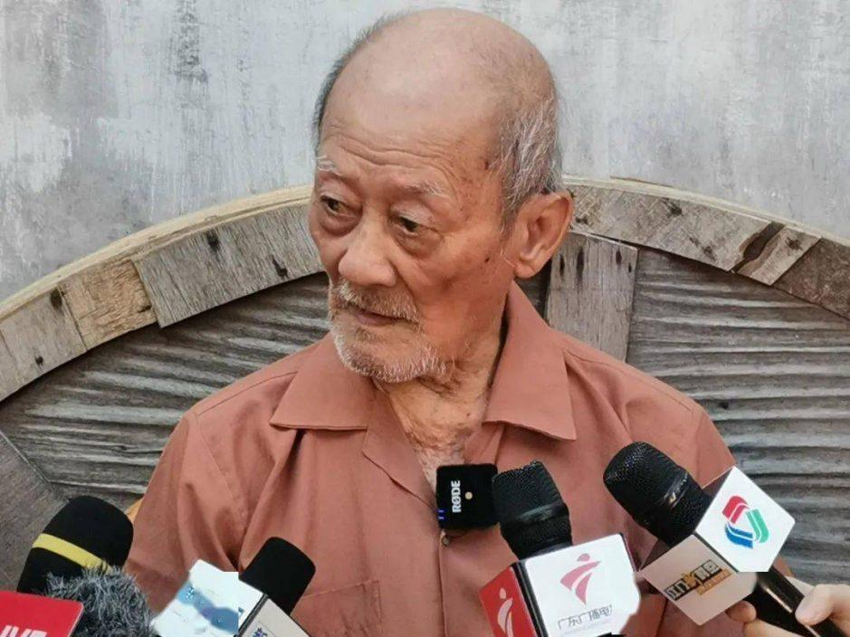 一封保存68年的信,背后这个五邑华侨青年故事让人泪目
