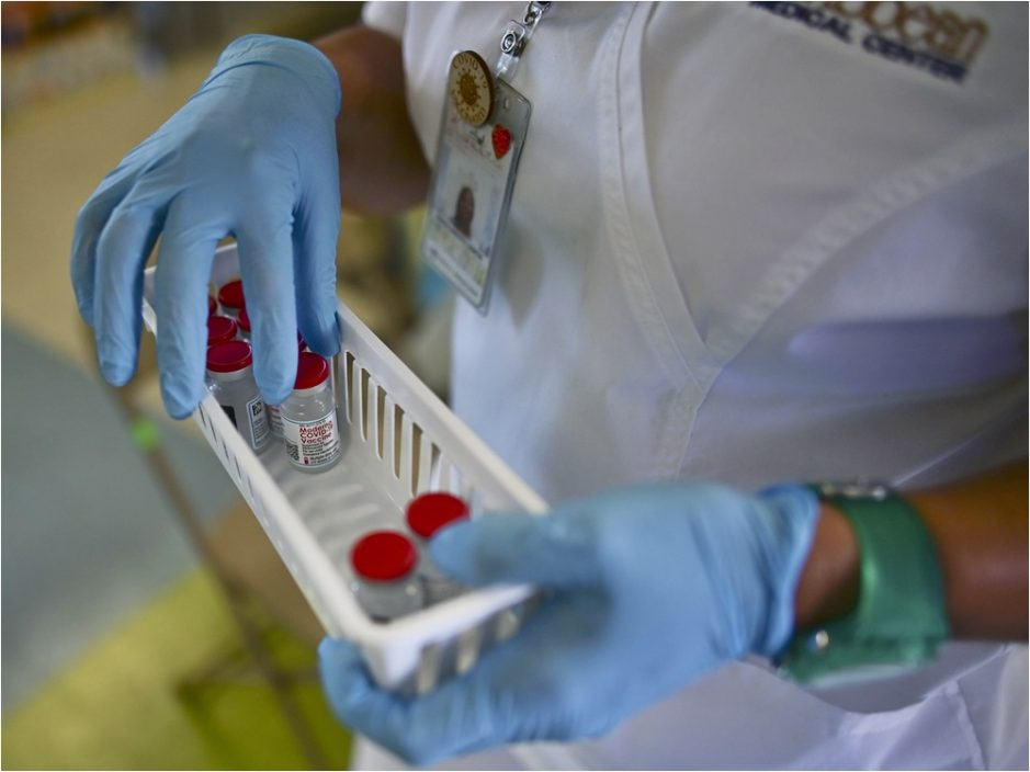 印度等国家要求豁免疫苗专利 白宫正考虑是否开放