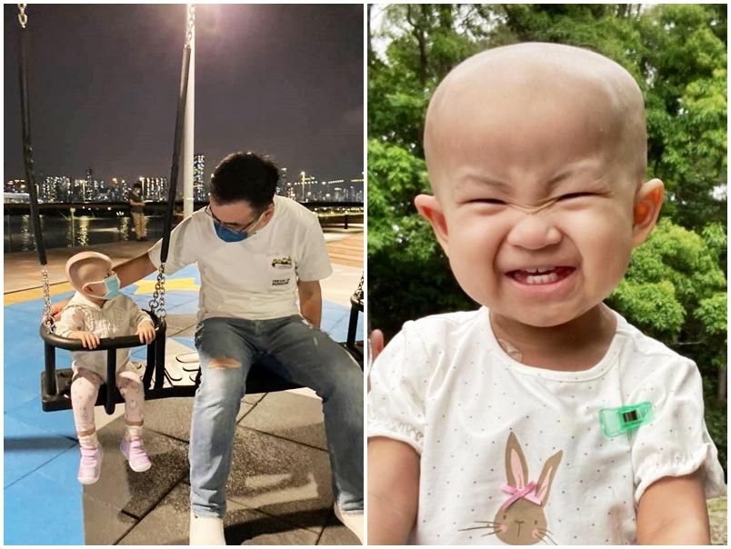 【Juicy叮】19个月大女婴患罕见癌症 接受免疫治疗后盆腔现不寻常影像