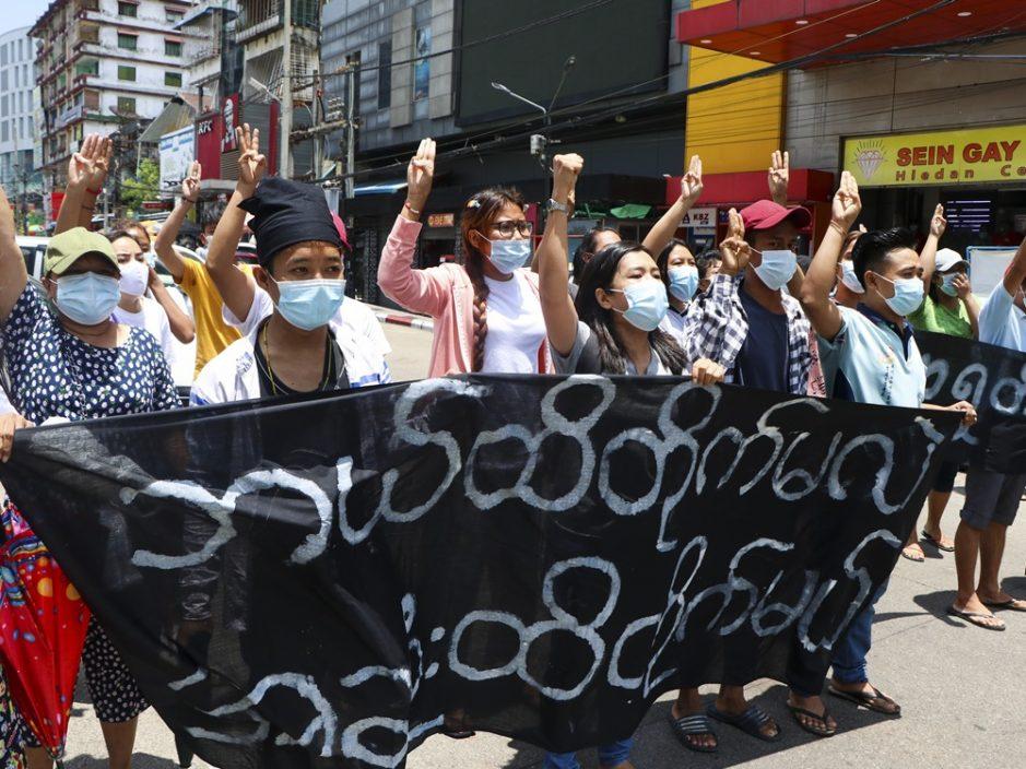 缅甸中部至少一个包裹爆炸 5人死亡
