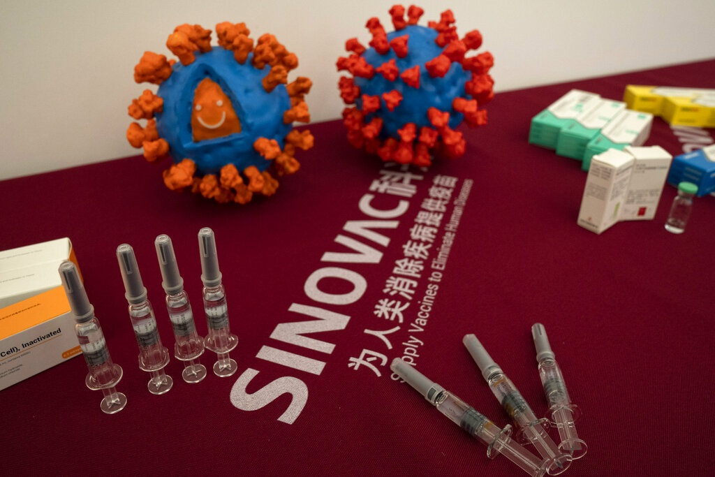 欧洲开始审视科兴疫苗数据 初步显示能产生抗体