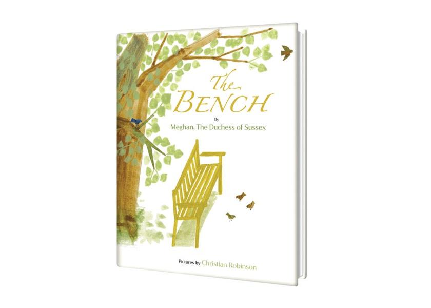 梅根将出版儿童图书 父子关系为主题