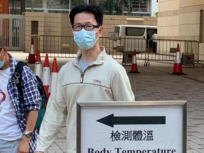 【大三罢】男厨师荃湾堵路及藏雷射笔 判入狱8个月