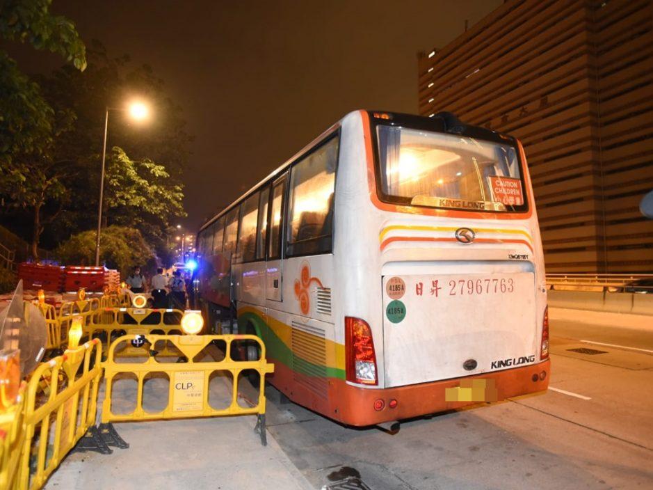 旅游巴停泊呈祥道 5旬司机被发现倒毙车内