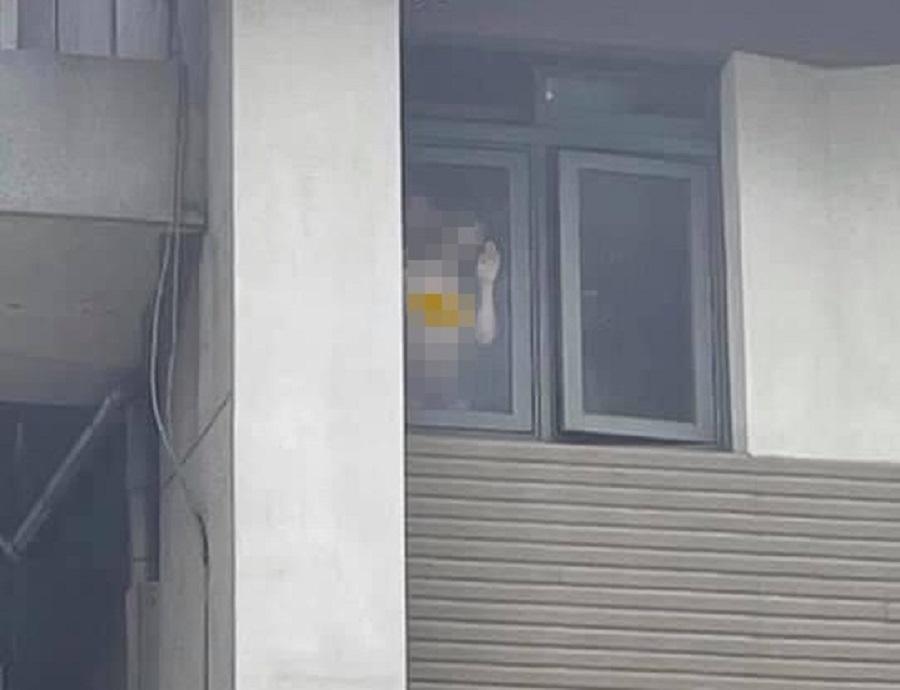 台大学男女校园窗边寻欢片遭疯传 校长公开吁停转发