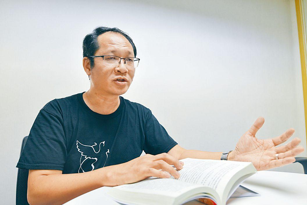 【专访】烛光晚会不获批 支联会蔡耀昌:合法和平悼六四