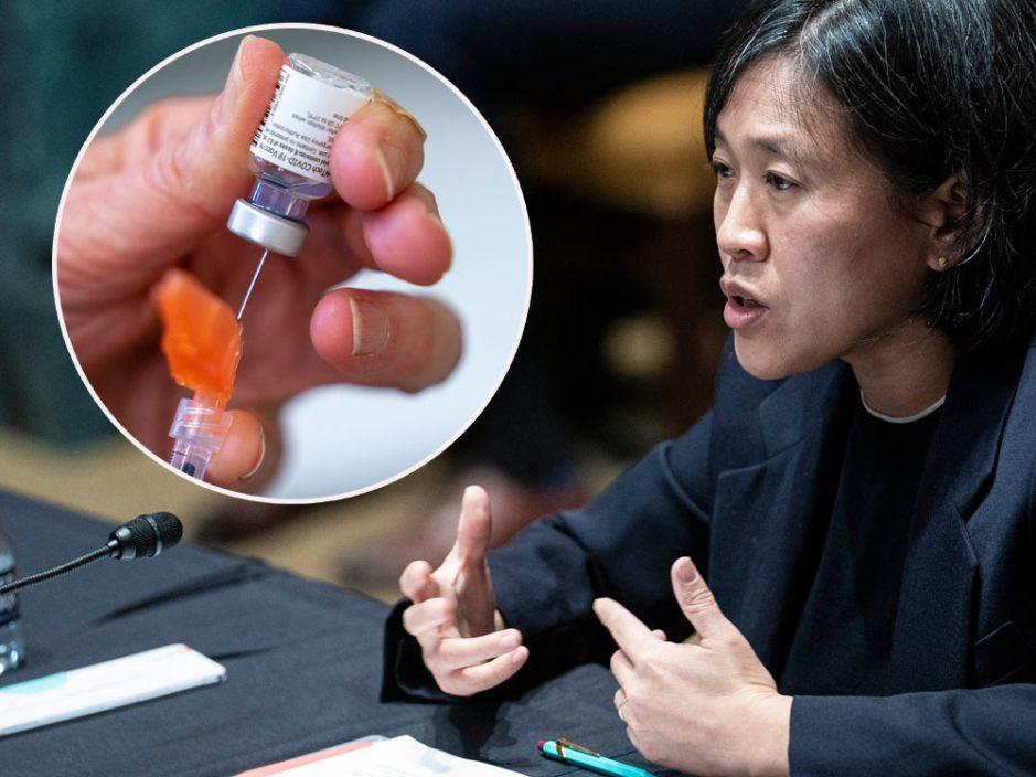 美国政府支持放弃新冠疫苗知识产权 世衞:造福世人