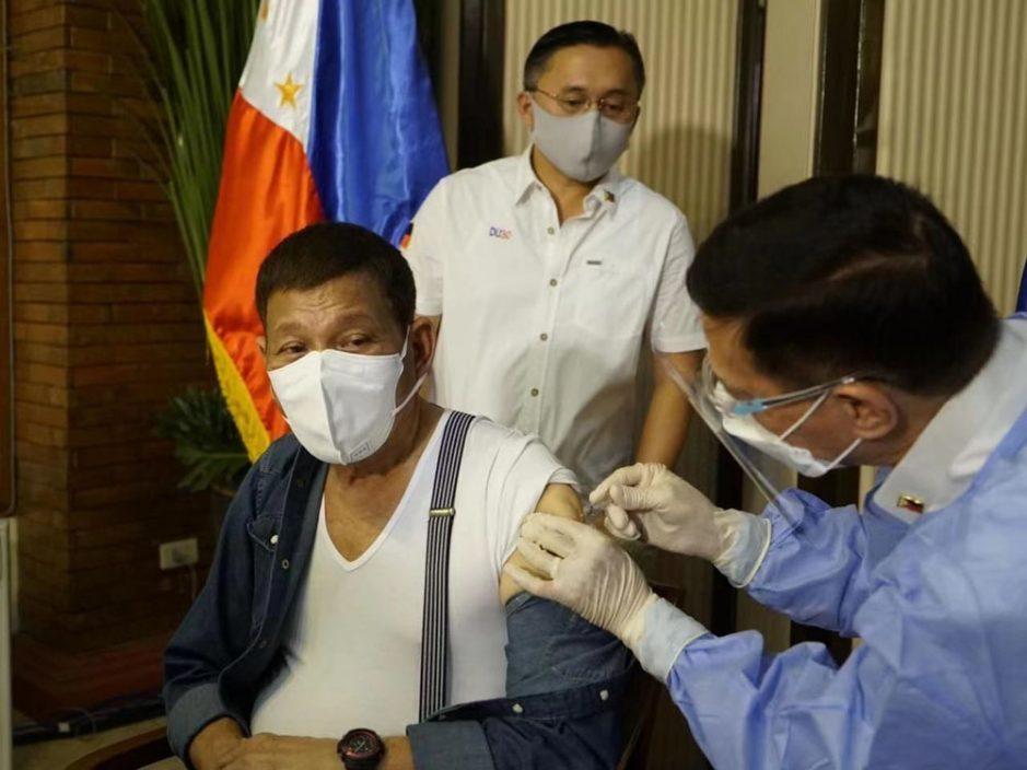 菲律宾要求中方收回捐赠的国药疫苗