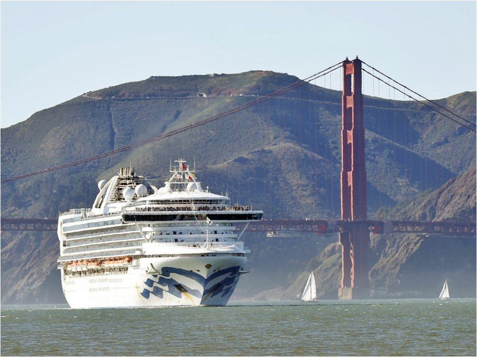 美邮轮公司安排志愿者试航 测试疫情下能否恢复邮轮旅游
