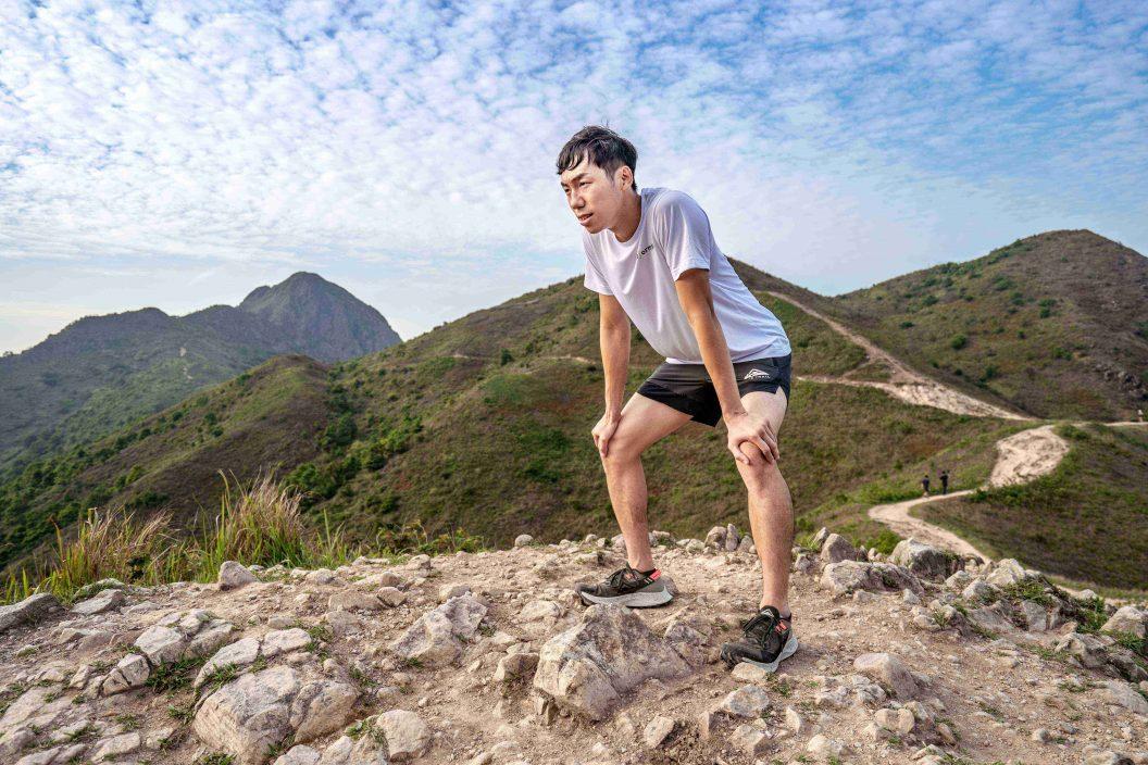 曹星如挑战三十日虚拟行山 目标珠峰高度