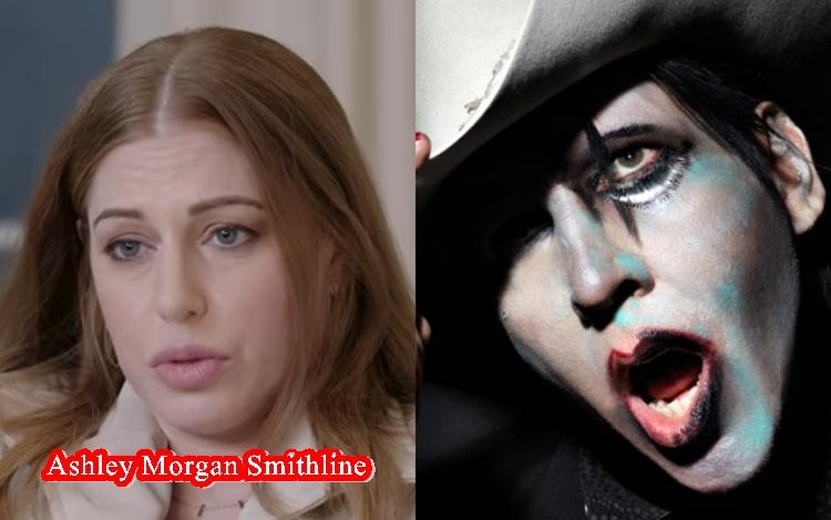 Model受访爆恶行        Marilyn Manson涉强奸兼殴打致鼻骨骨折