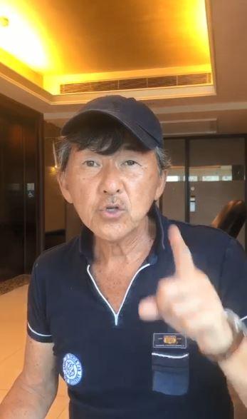 林德信诚邀客串MV最后一个镜头 林子祥:再有茄喱啡角色记得揾老窦