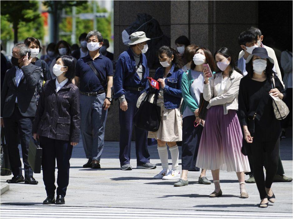 日本政府拟延长东京等4都府县紧急状态期限
