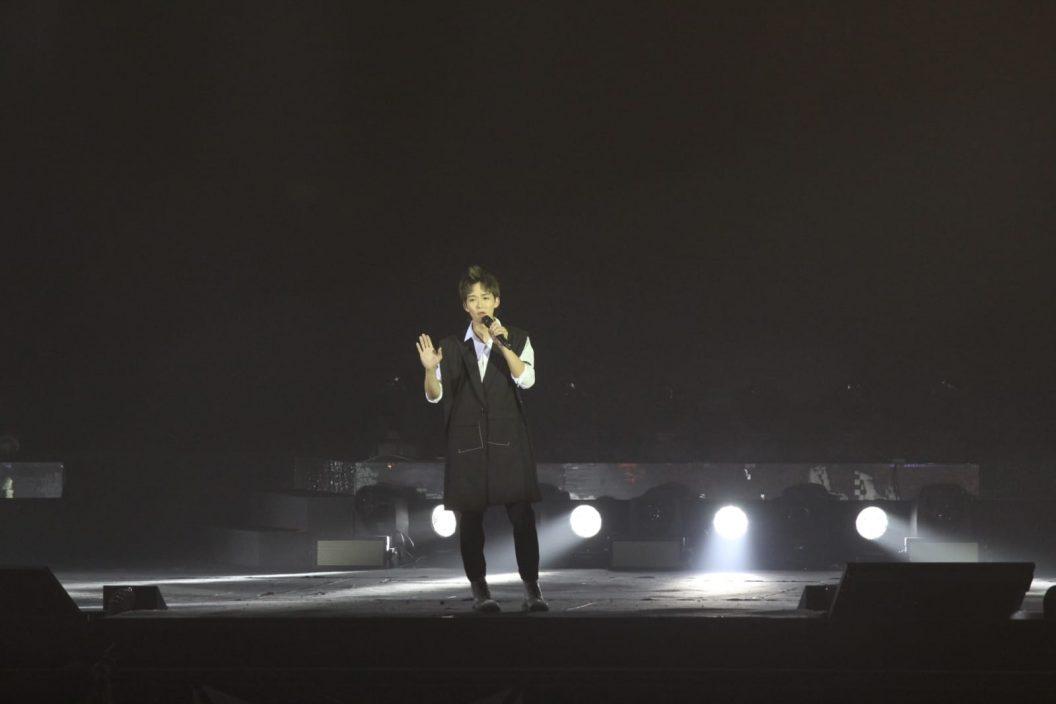 【MIRROR首场Show】姜涛表演弹古筝   Alton压轴Solo似栋笃笑大玩自嘲