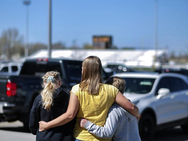 爱达荷州中学枪击案3人受伤 一名涉案学生被扣查