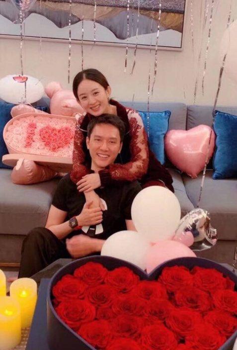 网民劝陈晓离婚 陈妍希:我们婚姻关系好好