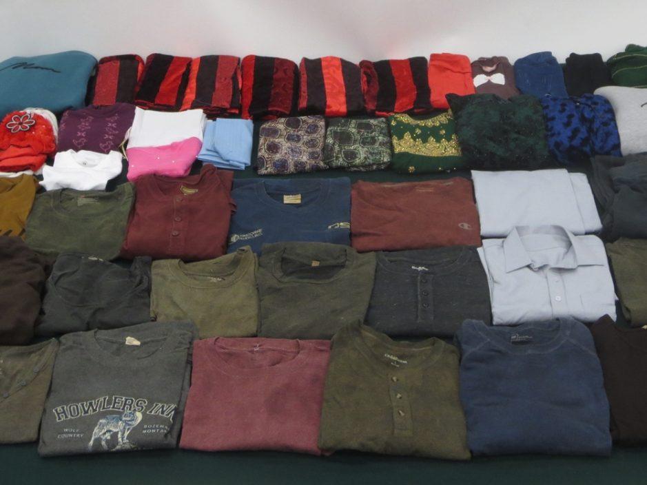 海关检获渗海洛英衣服 估计市值约1,580万