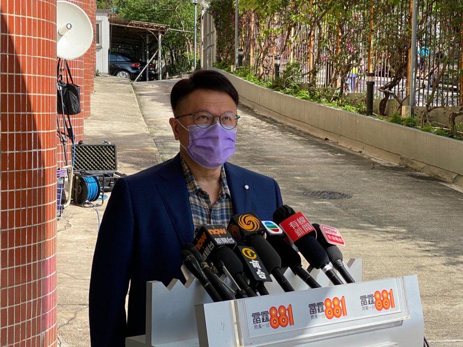 许树昌:完成接种疫苗缩短检疫期相对安全