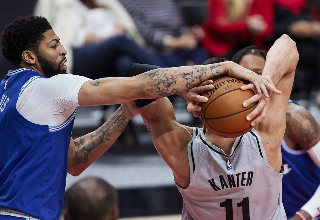 【NBA】湖人不敌拓荒者 跌落西岸第七位