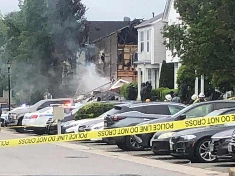马里兰州发生枪击及火警 4死1伤