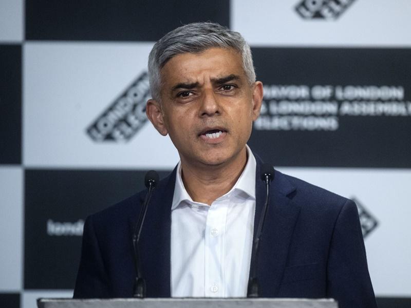 简世德成功连任伦敦市长 誓言将致力化解脱欧分歧
