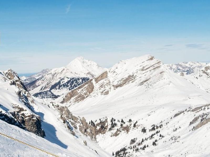 法国阿尔卑斯山多宗雪崩 至少12人遇难