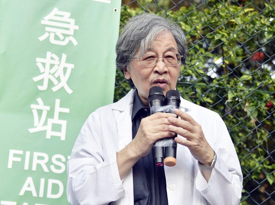 蔡坚:若做不好边境管制 变异病毒如架在颈上一把刀