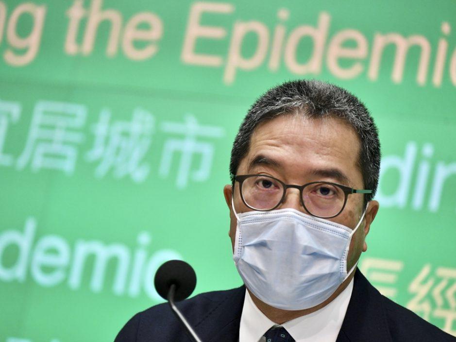 黄伟纶:可持续发展为重要政策考虑 冀将香港构建成更宜居城市