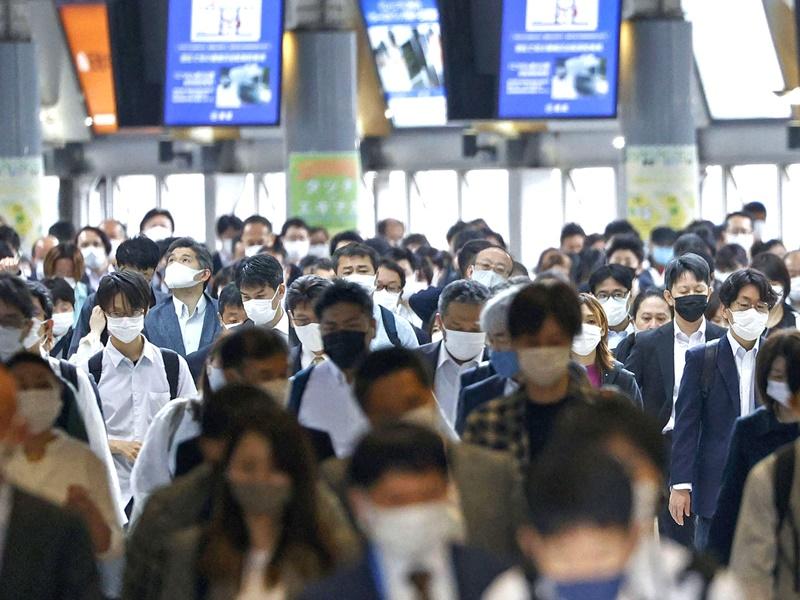 日本疫情扩大至北海道 新增506宗确诊