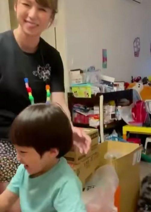 【有惊喜】三岁儿子送DIY饰物 孙慧雪:开心过收钻石
