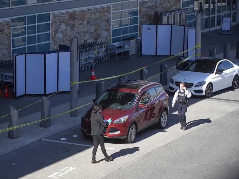 温哥华机场发生枪击事件 至少一人死亡