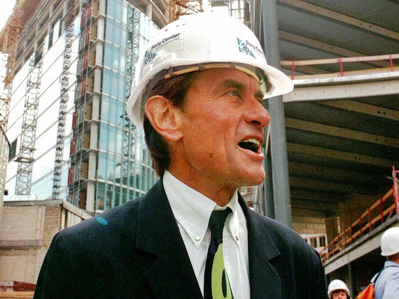 世界著名建筑师雅恩 芝加哥骑自行车遭撞身亡