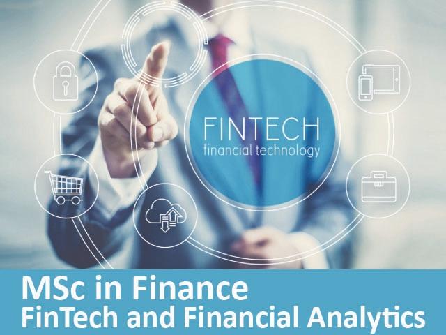 浸大金融(金融科技及金融分析)硕士课程 配合业界数码转型所需