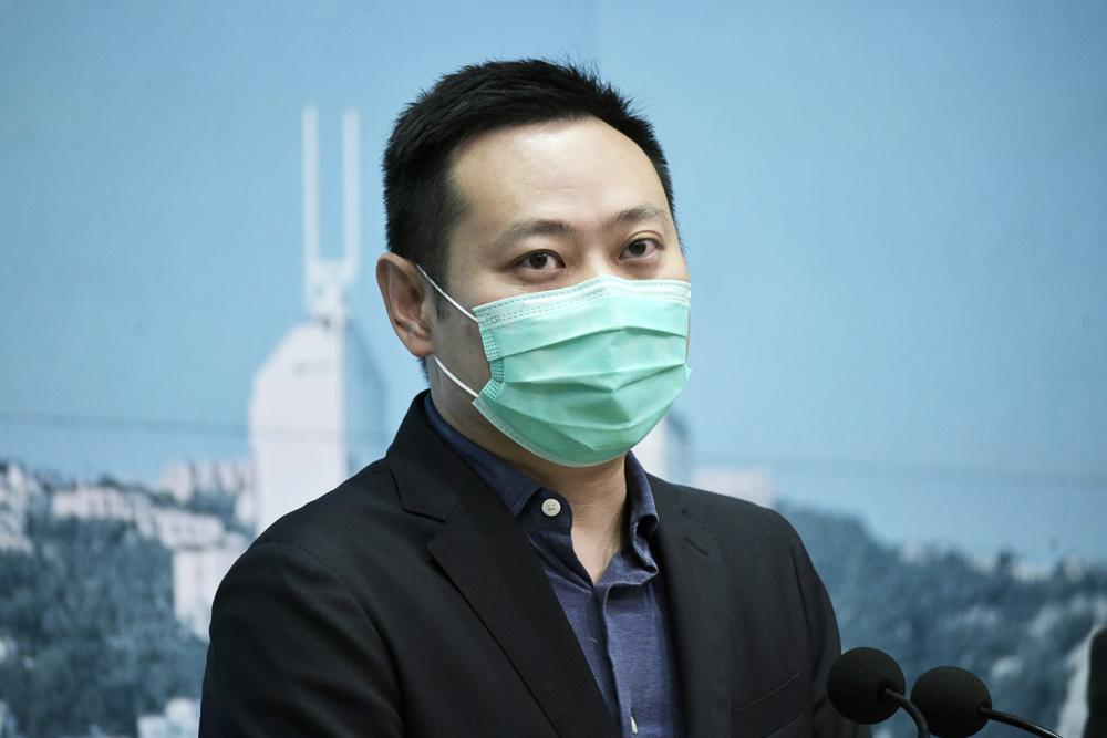 指区议员辞职有个人理由 徐英伟:法例不容许政府委任