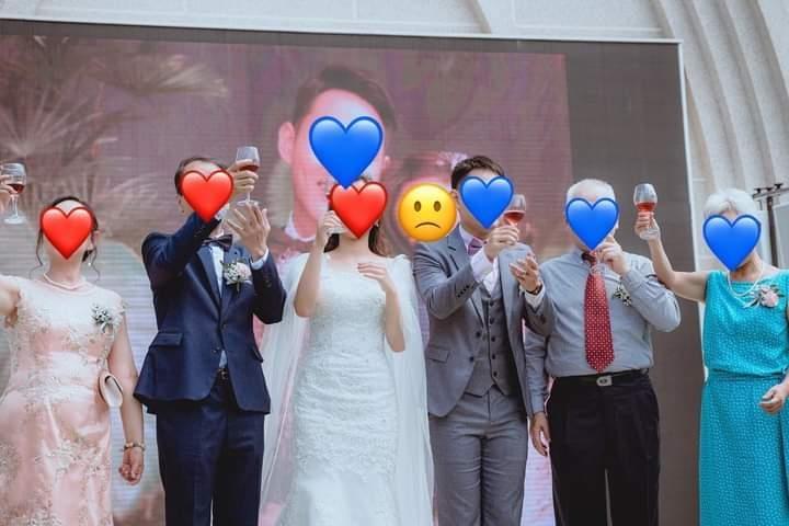 花钱请婚礼摄影师等足半年 新娘崩溃表示收到灵异般的照片