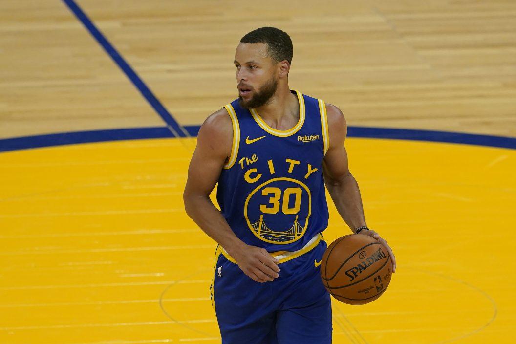 【NBA】史堤芬居利轰三十六分 率勇士挫爵士夺附加赛资格