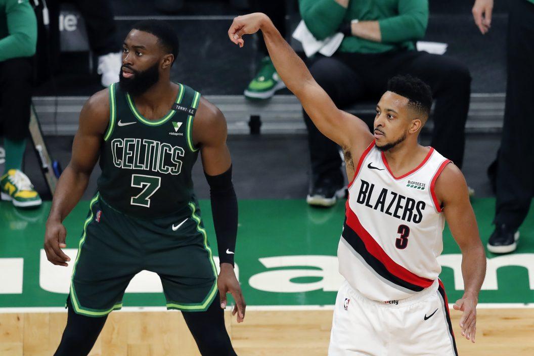 【NBA】谢伦布朗手腕韧带撕裂 提早收咧打击绿军