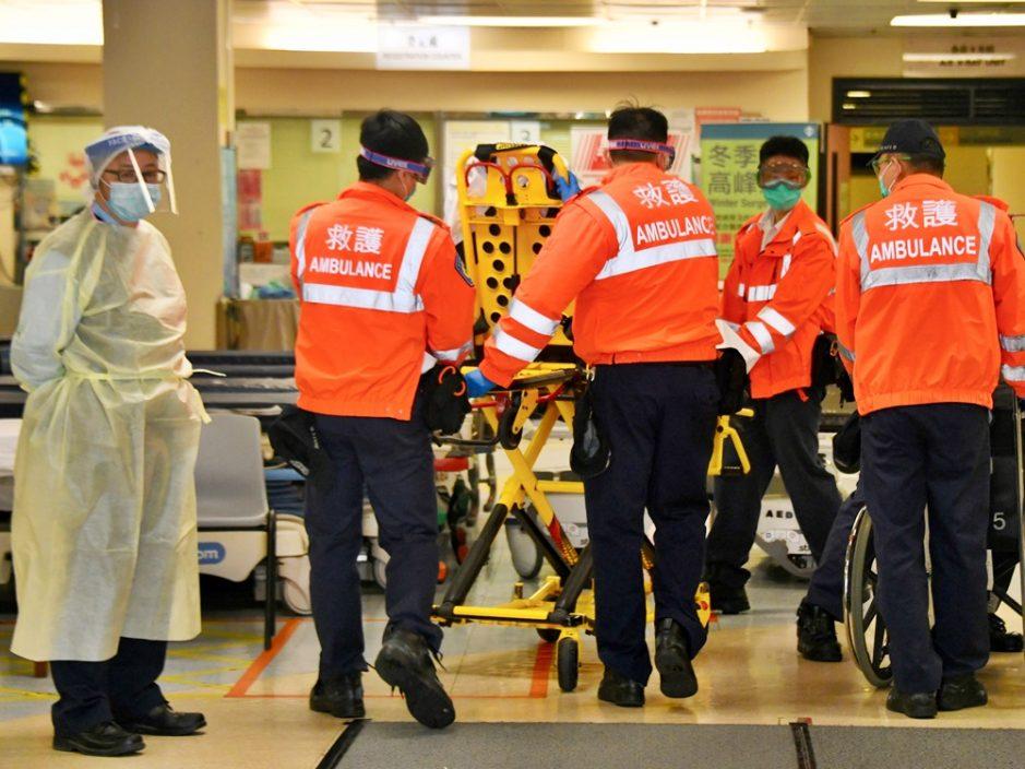 再多7名新冠患者康复出院 仍有2人危殆