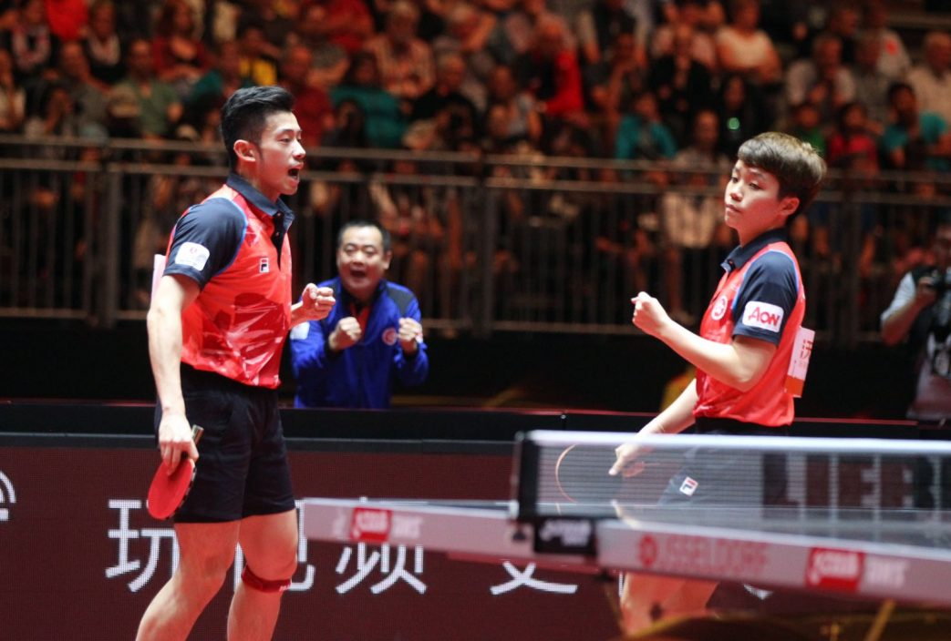 【东京奥运】香港乒乓球队北上备战 练兵一个月半提升状态