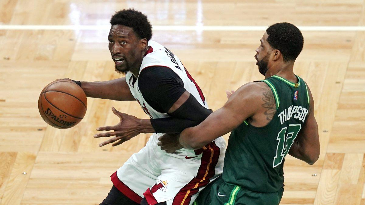 【NBA】热火挫绿军锁定季后赛 塞尔特人获附加赛资格