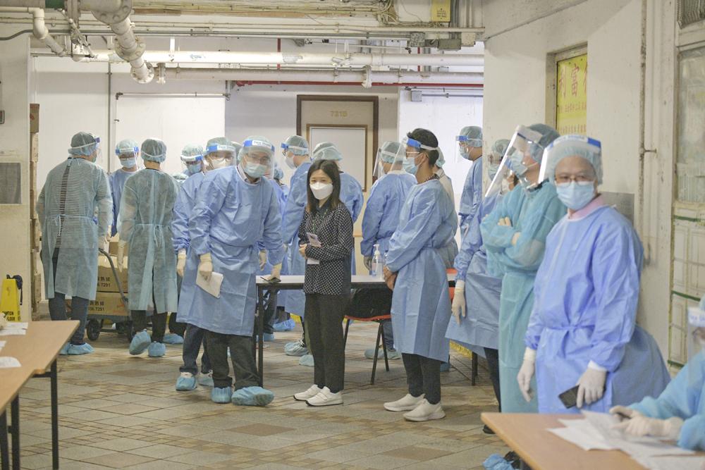 【增2宗确诊】染变种病毒菲裔女胞兄确诊 一宗输入女患者由菲律宾抵港