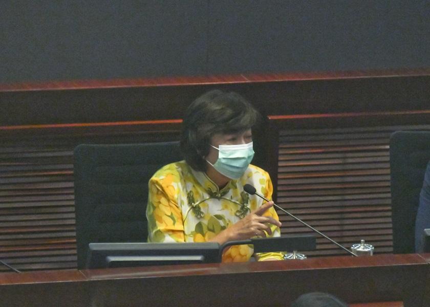 台湾疫情升温 蒋丽芸倡检视自台入境检疫措施