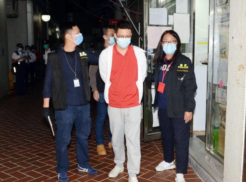 区议员卢俊宇去年讹称被捕 今被落案检控下周四提堂