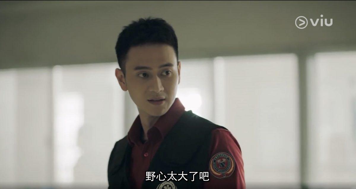 金马男配金钟视帝新剧演消防员 温升豪林柏宏刘冠廷亲身入火场实习