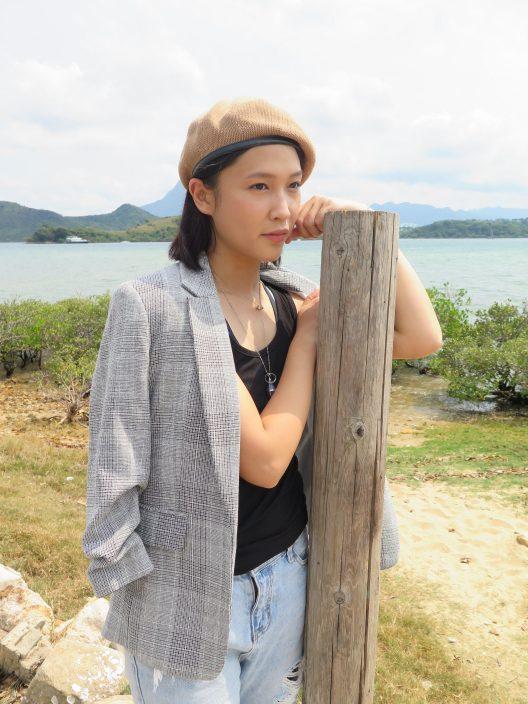 【头条独家】首次挑战演大状压力大 蒋祖曼感激有黄智贤照顾