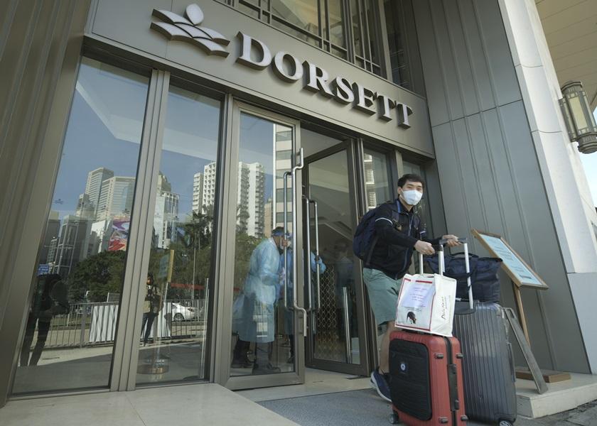 政府宣布加强酒店检疫措施 检测次数增至最多4次