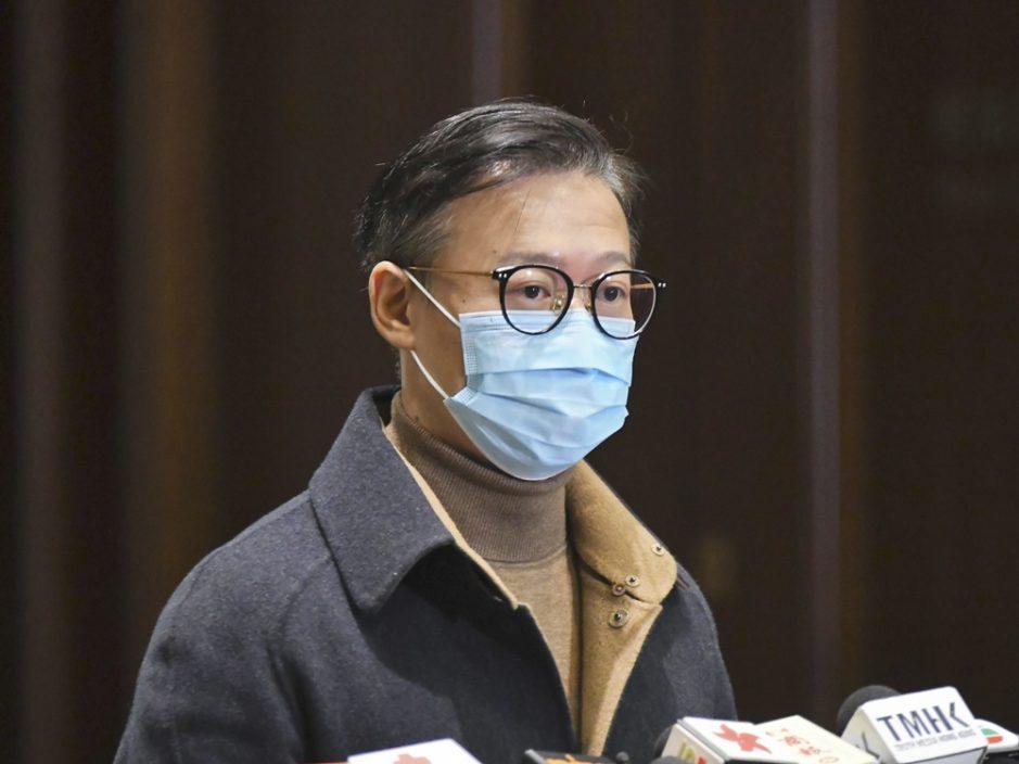 黄冯律师行苦主资金遭冻结 张国钧促政府介入尽快处理